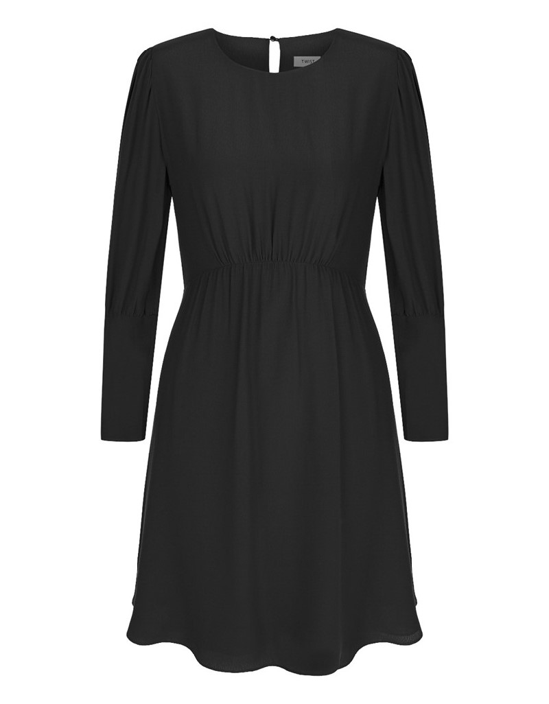 Black Basic Dress