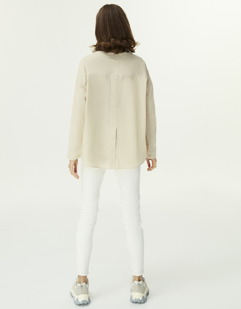 Brown Basic Shirt