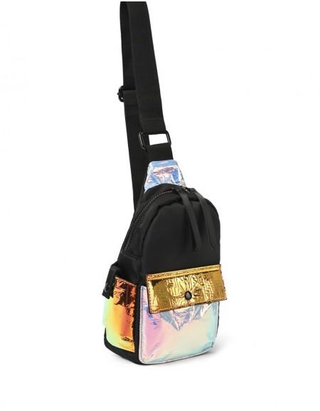 Black Color Transition Sleeve Bag