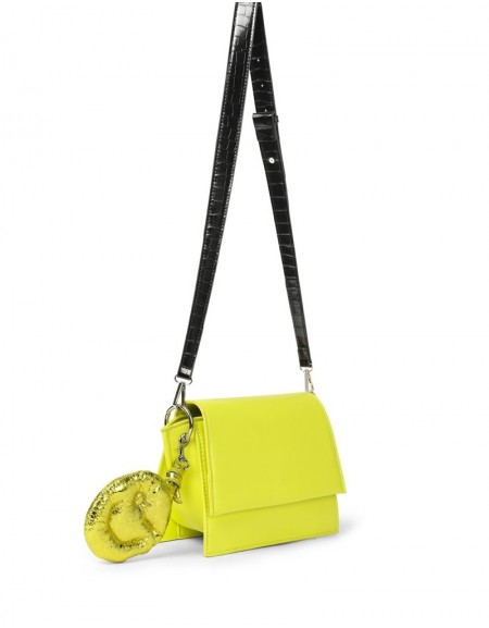 Yellow Colorful Sleeve Bag
