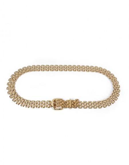 Golden Chain Form Belt