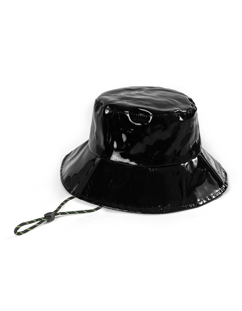 Black Bidirectional Hat