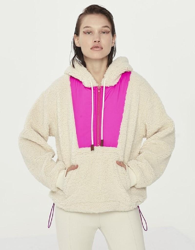 Brown Wool Sweatshirt