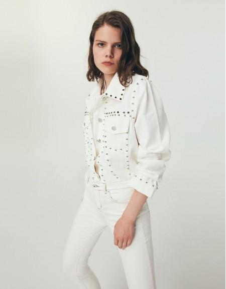 White Zimba Accessory Jacket